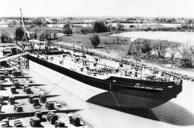 SINCLAIR GREAT LAKES (1963, Tank Vessel)