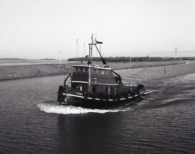 SINMAC (1958, Tug (Towboat))