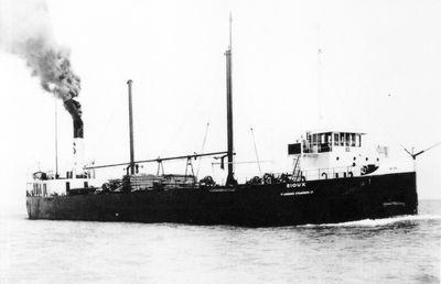 SIOUX (1929, Bulk Freighter)