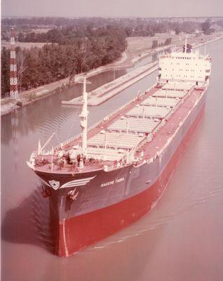 SKAUSTRAND (1962, Bulk Freighter)