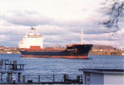 SKULPTOR MATVEYEV (1987, Ocean Freighter)