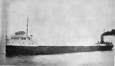 ST. CLAIR (1910, Bulk Freighter)