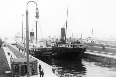 POWELL STACKHOUSE (1905, Bulk Freighter)