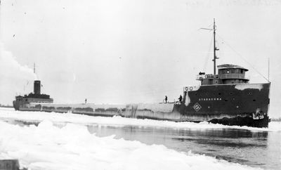 STADACONA (1909, Bulk Freighter)
