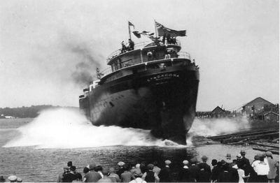 STADACONA (1929, Bulk Freighter)