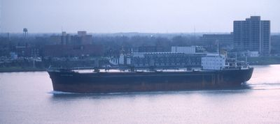 STAR TARO (1965, Ocean Freighter)