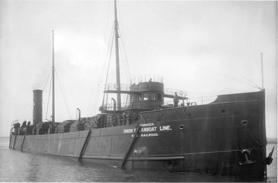 STARRUCCA (1897, Package Freighter)