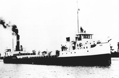 STARWELL (1929, Bulk Freighter)