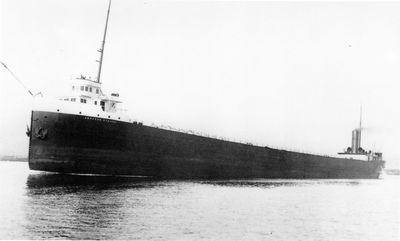 ABRAHAM STEARN (1906, Bulk Freighter)