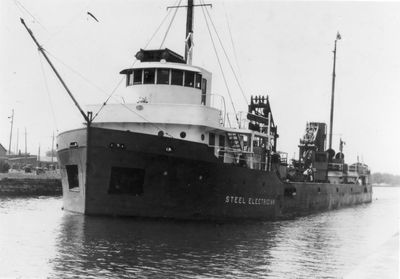 STEEL ELECTRICIAN (1926, Bulk Freighter)