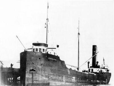 STEELTON (1914, Bulk Freighter)