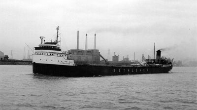 STEELTON (1943, Bulk Freighter)