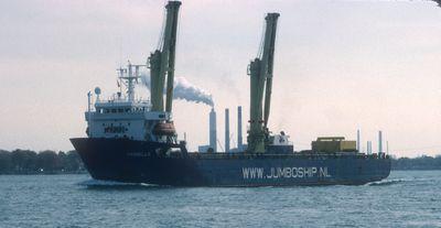 STELLAPRIMA (1989, Ocean Freighter)