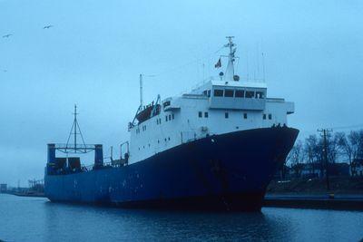 STENA TRAILER (1972, Ocean Freighter)