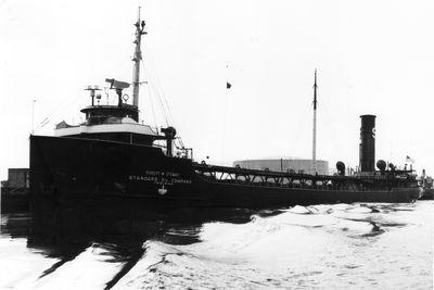 ROBERT W. STEWART (1928, Tank Vessel)