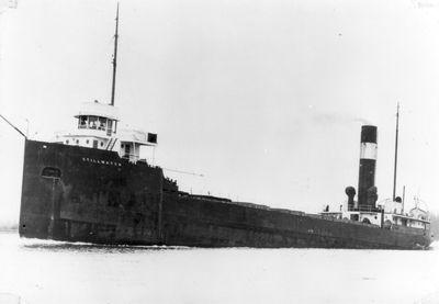 STILLWATER (1928, Bulk Freighter)