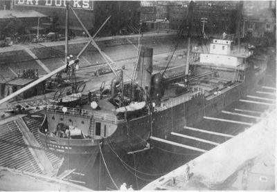 L.V. STODDARD (1912, Bulk Freighter)
