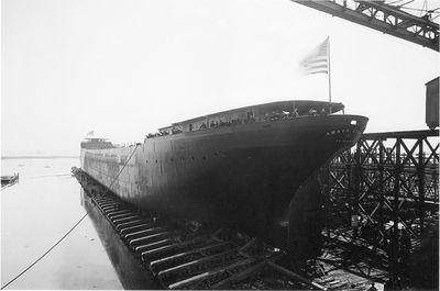 AMASA STONE (1905, Bulk Freighter)