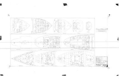 Deck Arrangements for EDWARD L. RYERSON (1959)