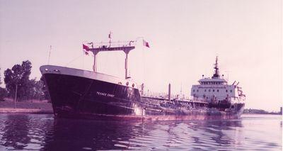 TEXACO CHIEF (1969, Tank Vessel)