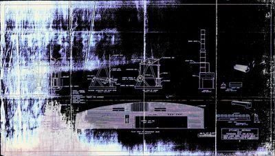 Two Plans Detailing Steamer MICHIGAN (1833)