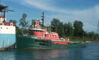 TUSCARORA (1941, Tug (Towboat))