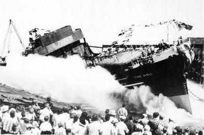 TYEE SHELL (1958, Tank Vessel)