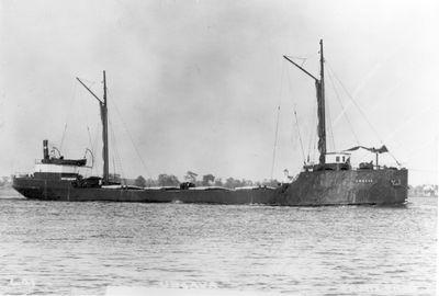 UNGAVA (1906, Barge)