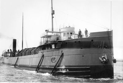 UTICA (1904, Package Freighter)