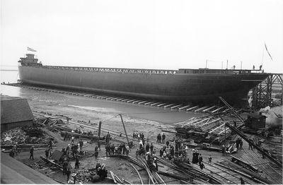 E.H. UTLEY (1910, Bulk Freighter)