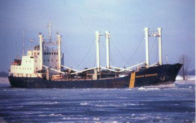 VAASA PROVIDER (1963, Ocean Freighter)