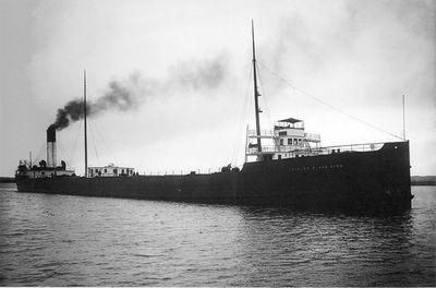CHARLES R. VAN HISE (1900, Bulk Freighter)