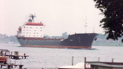 VASILIY SOLOVYEV SEDOY (1984, Ocean Freighter)