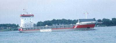 VEERSEBORG (1998, Ocean Freighter)