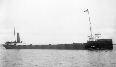 VENUS (1901, Bulk Freighter)