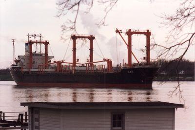 VERDANT (1981, Ocean Freighter)