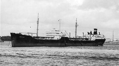 VERENDRYE (1944, Tank Vessel)