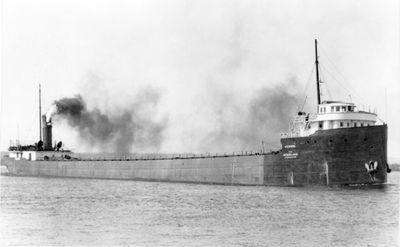 VERONA (1907, Bulk Freighter)