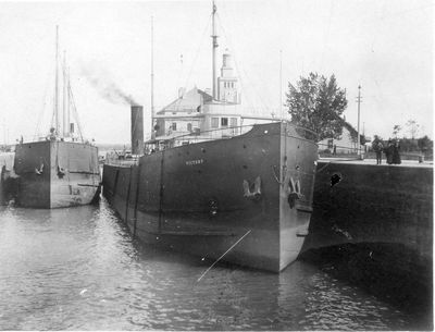 VICTORY (1895, Bulk Freighter)