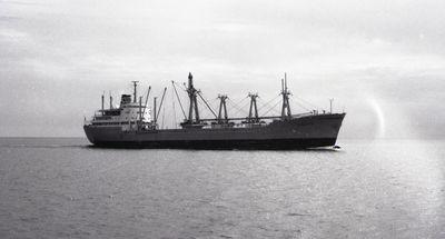 VINSTRA (1964, Ocean Freighter)