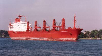 VIOLETTA (1981, Ocean Freighter)