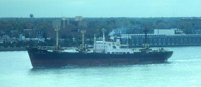 VISHVA TIRTH (1967, Ocean Freighter)