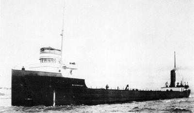 WAINWRIGHT (1908, Bulk Freighter)