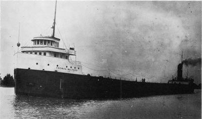 THOMAS WALTERS (1911, Bulk Freighter)