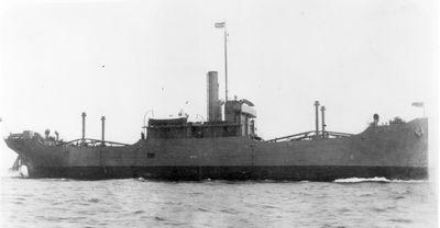 WAR OSIRIS (1918, Package Freighter)