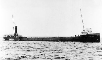 RANDOLPH S. WARNER (1901, Bulk Freighter)