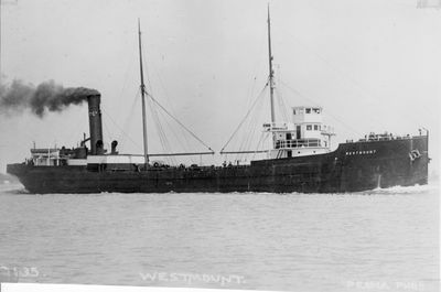 WESTMOUNT (1903, Bulk Freighter)