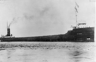 WESTMOUNT (1917, Bulk Freighter)