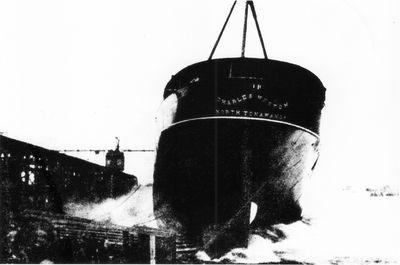 CHARLES WESTON (1906, Bulk Freighter)