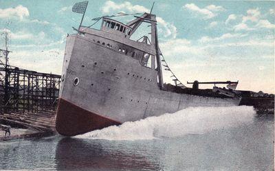 W.F. WHITE (1915, Bulk Freighter)